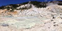 Bumpass Hell, Lassen National Park Volcano