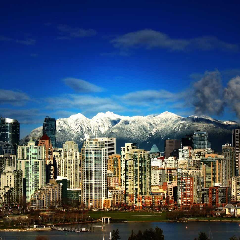 Bc Best Airbnb Neighborhoods False Creek Vancouver Yaletown