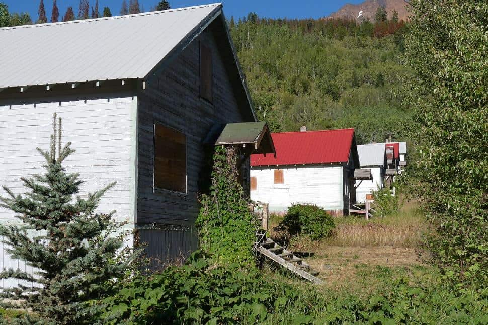 10 British Columbia Ghost Towns Forgotten By Time - Canadian Traveller