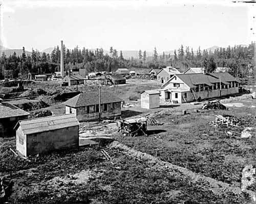 10 British Columbia Ghost Towns Forgotten By Time - Canadian