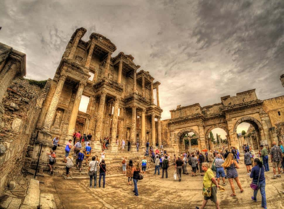 Library Celsus
