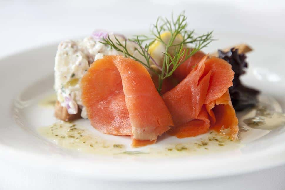 Clam Diggers Smoked Salmon PEI