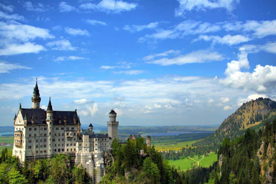 Germany Six Magical Fairy Tale Castles Canadian Traveller