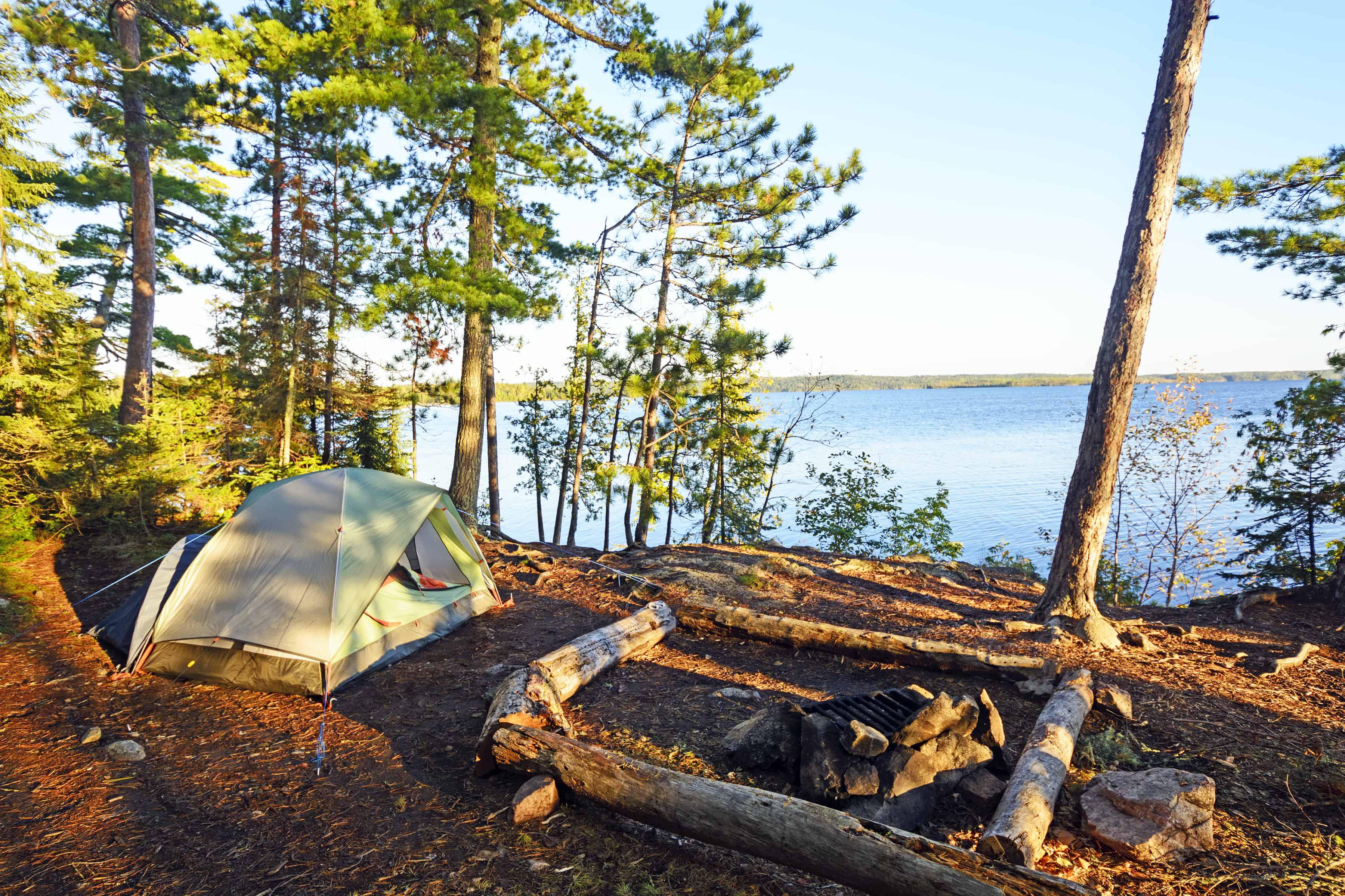 50 Free Campsites in British Columbia - Explore Magazine