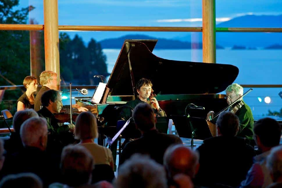 Music by the Sea in Bamfield