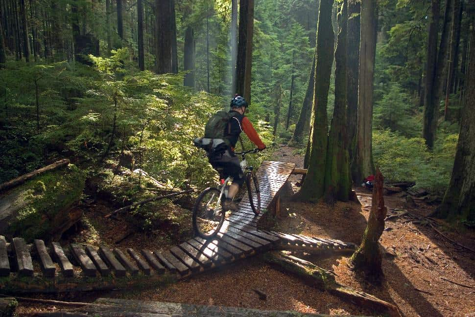 Bowen Island Bike And Skills Park