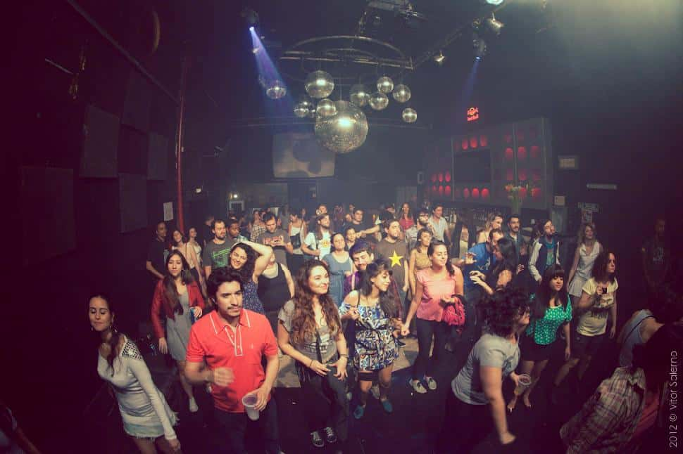 night club argentina
