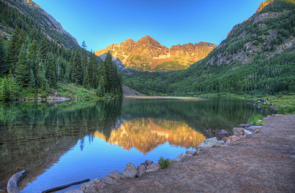 maroon bells colorado hike hiking