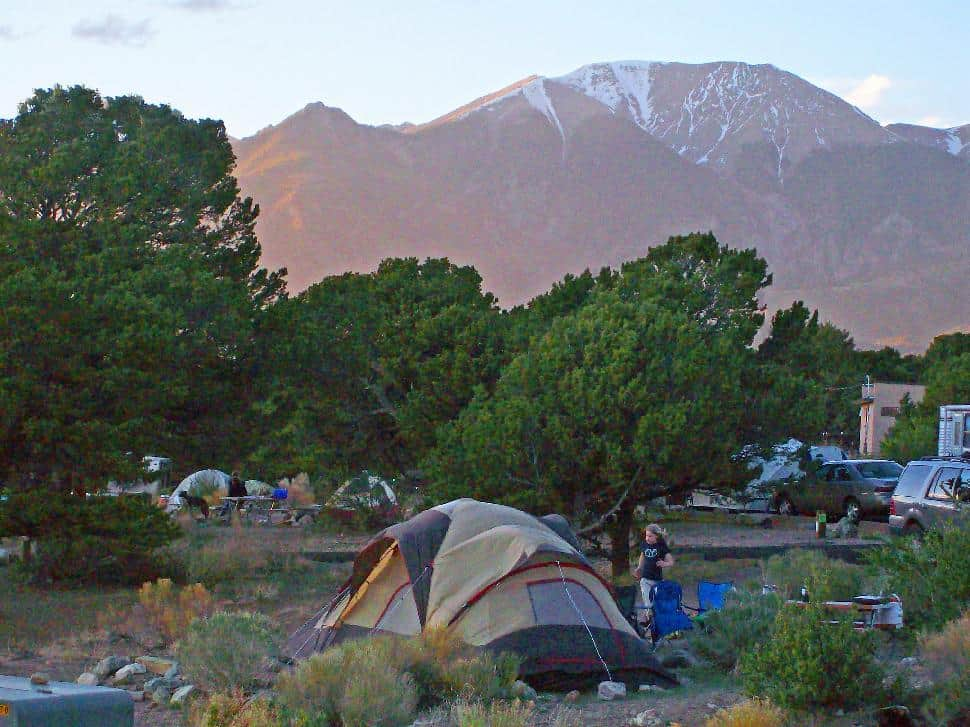 Pinyon Flats Campground