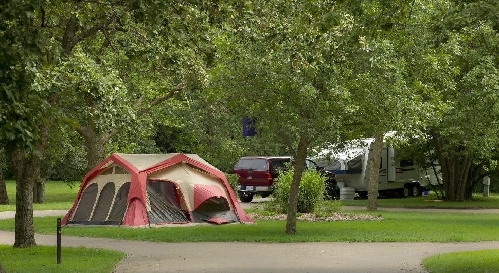 Eugene T. Mahoney State Park C&ground & Best Designated Camping in Nebraska - Explore the USA