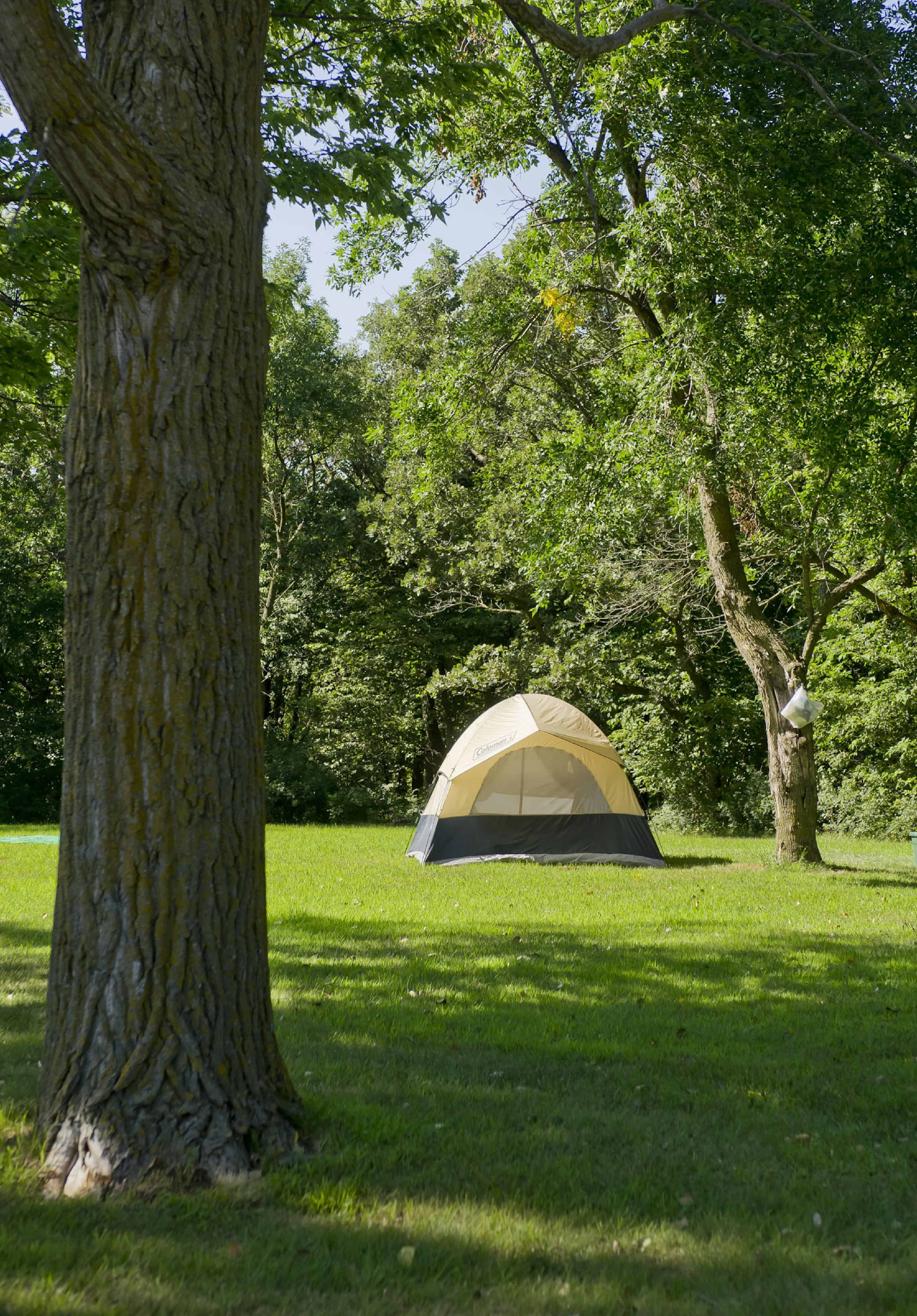 Ponca State Park Campground