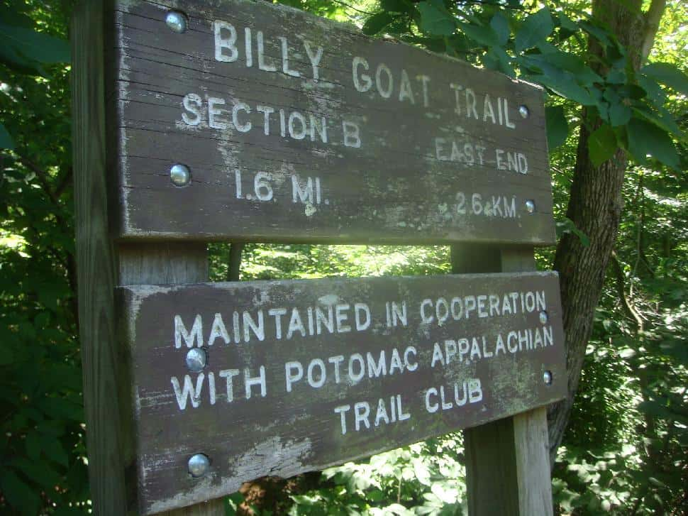 trail b billy goat