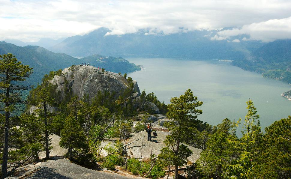 Stawamus Chief Squamish