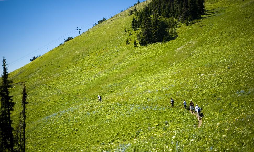 kamloops sun peaks trails
