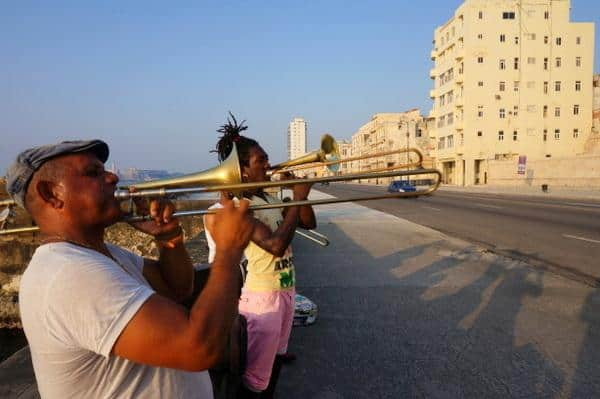 Music on the Malecon