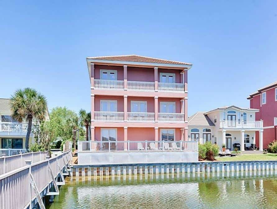 1 perfect pearl villa destin florida