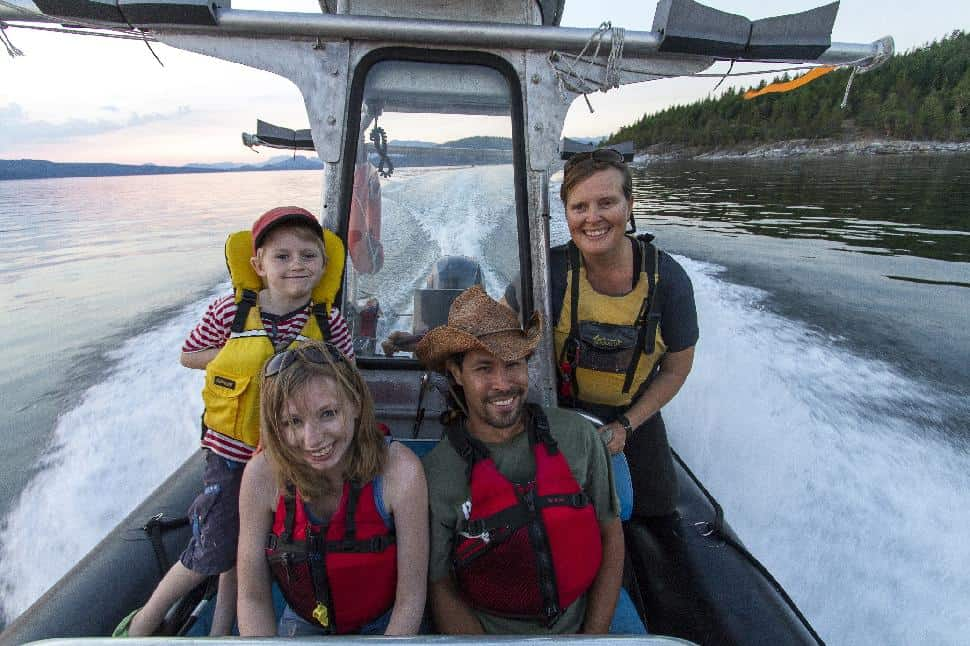 Book a tour with Terracentric Coastal Adventures