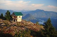 sunshine coast trail hut