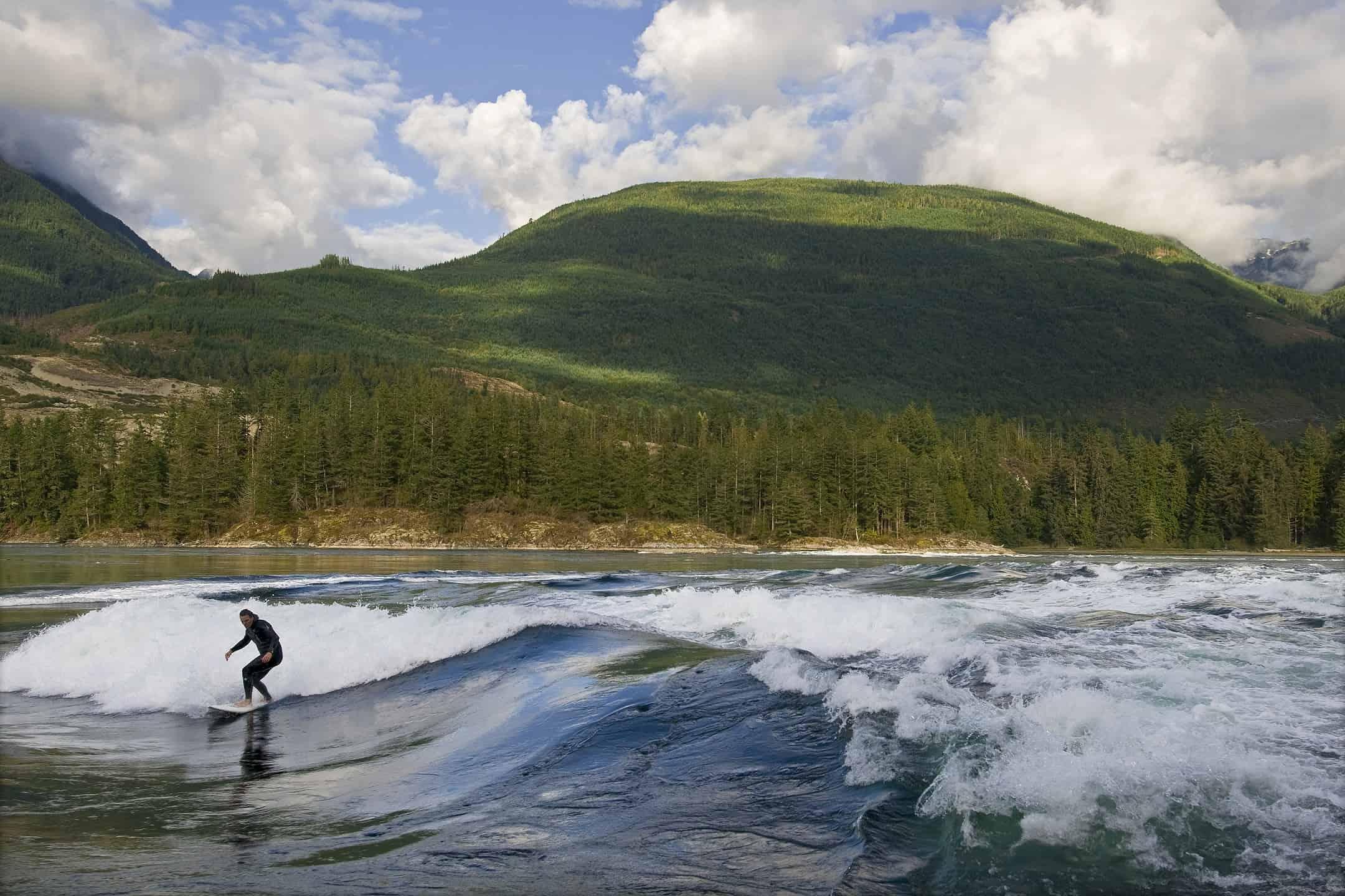 Skookumchuck Narrows How To Surf Tidal Rapids Explore