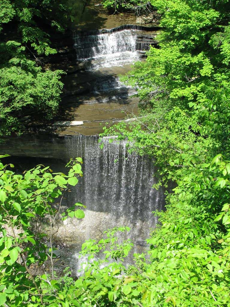 clifty falls indiana kentucky