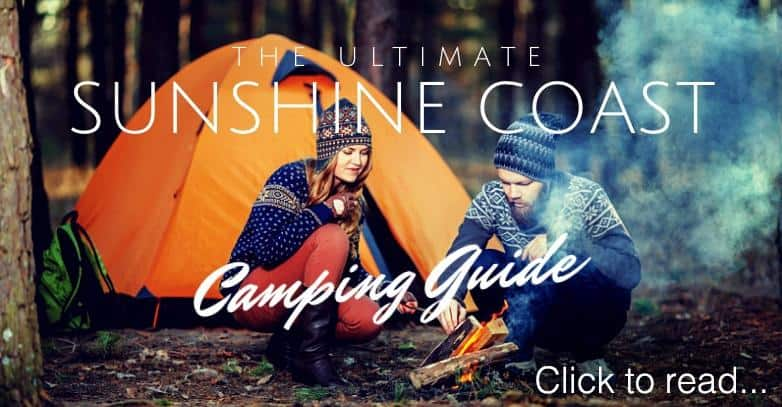 camping guide read sunshine coast