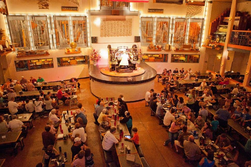 Try Mesa's Best Pizza at Organ Stop Pizza