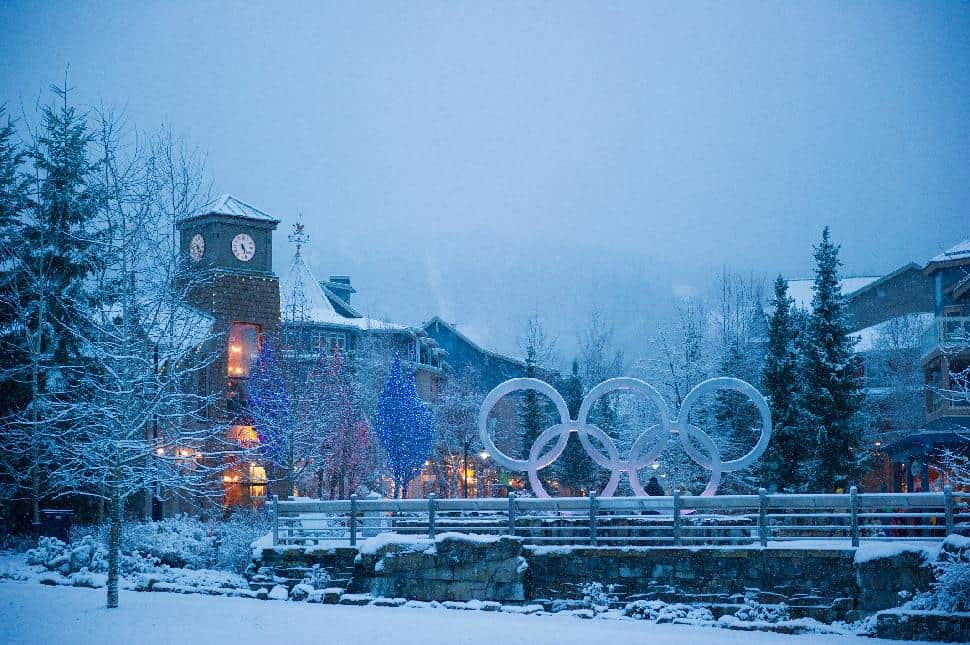Mike Crane/Tourism Whistler