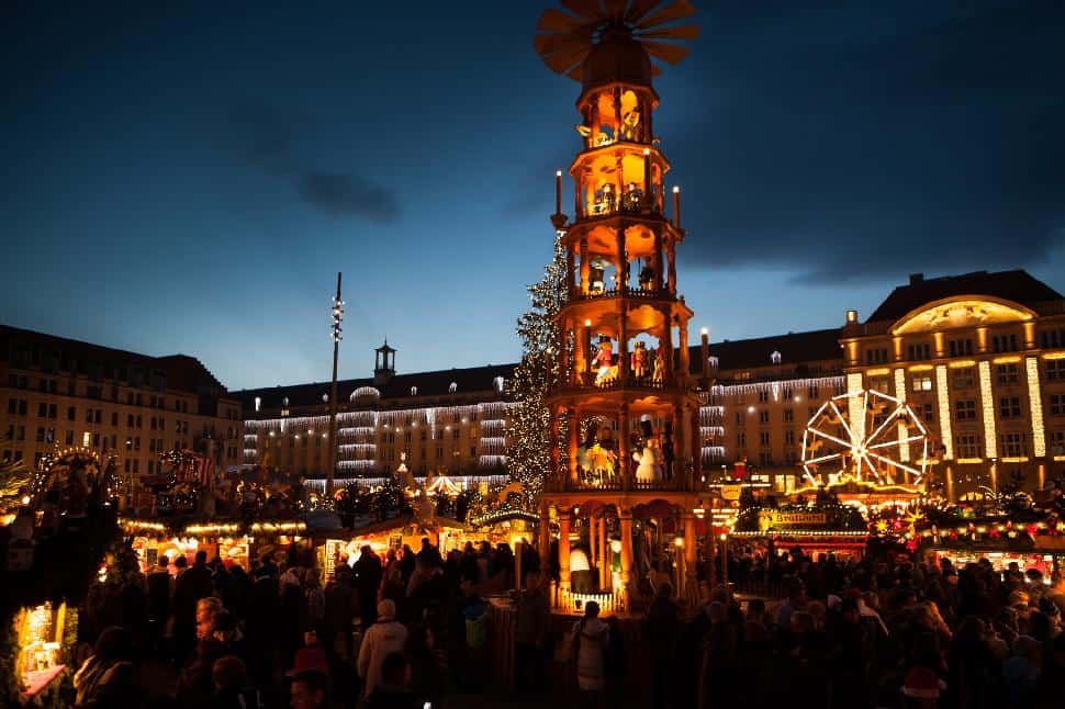 dresden striezelmarkt germany christmas market