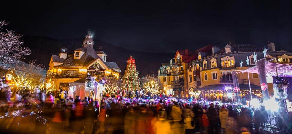 tremblant village quebec