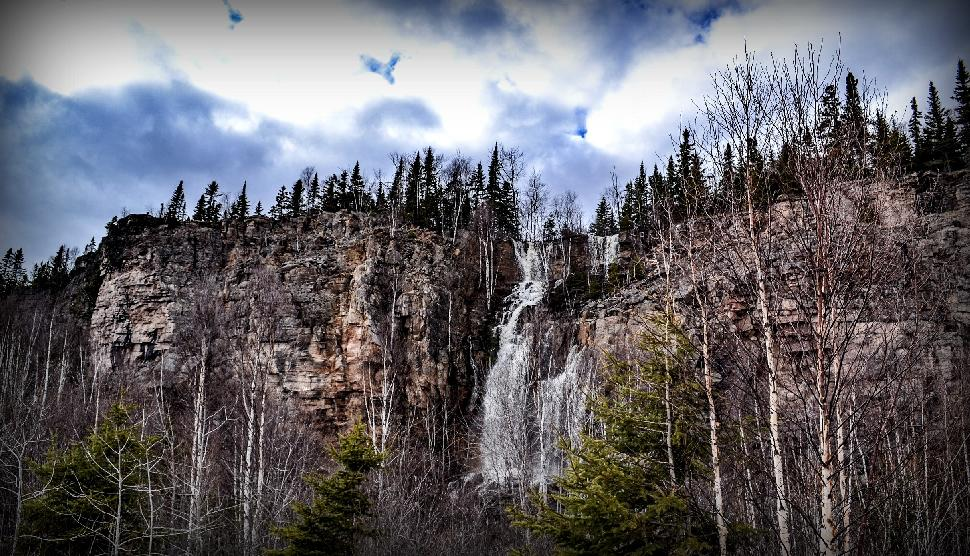 Photo by Aric Fishman - Pass Lake Waterfall