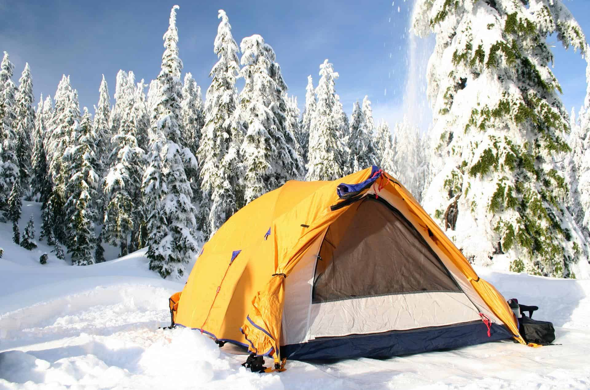 & 10 Awesome Places to go Winter Camping in Ontario - Explore Magazine
