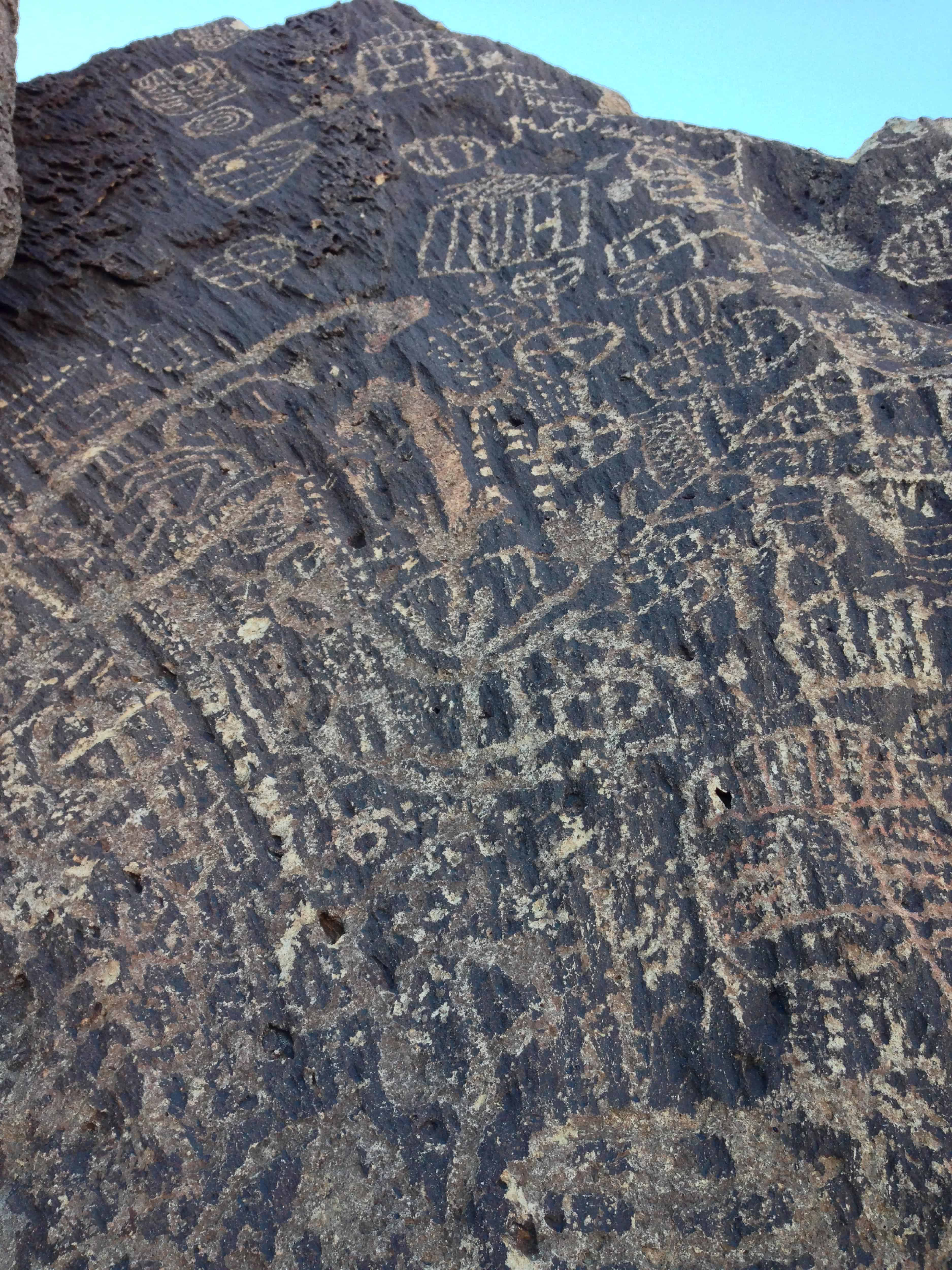 Volcanic Tablelands Petroglyphs