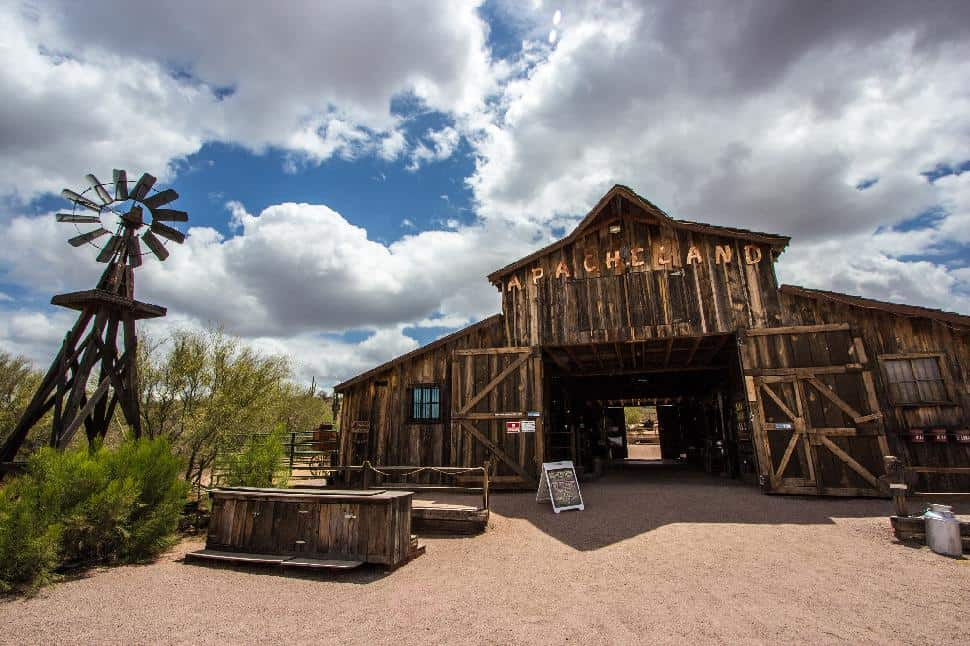 23. Learn About those Mysterious Mountains at the Superstition Mountain Museum