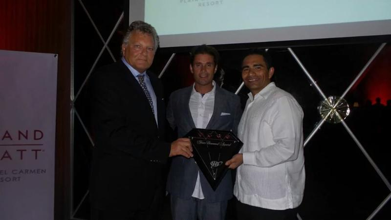 Grand Hyatt Playa del Carmen receives AAA Four Diamond Award