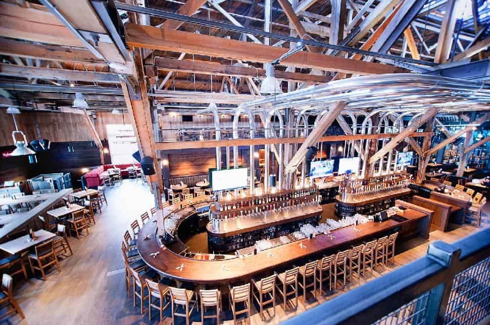 Tourism Vancouver/Craft Beer Market Restaurant