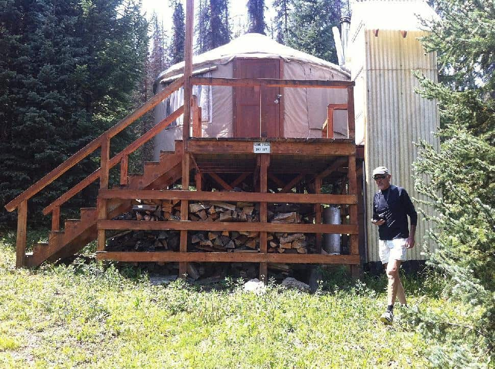 Creede Mountain Huts