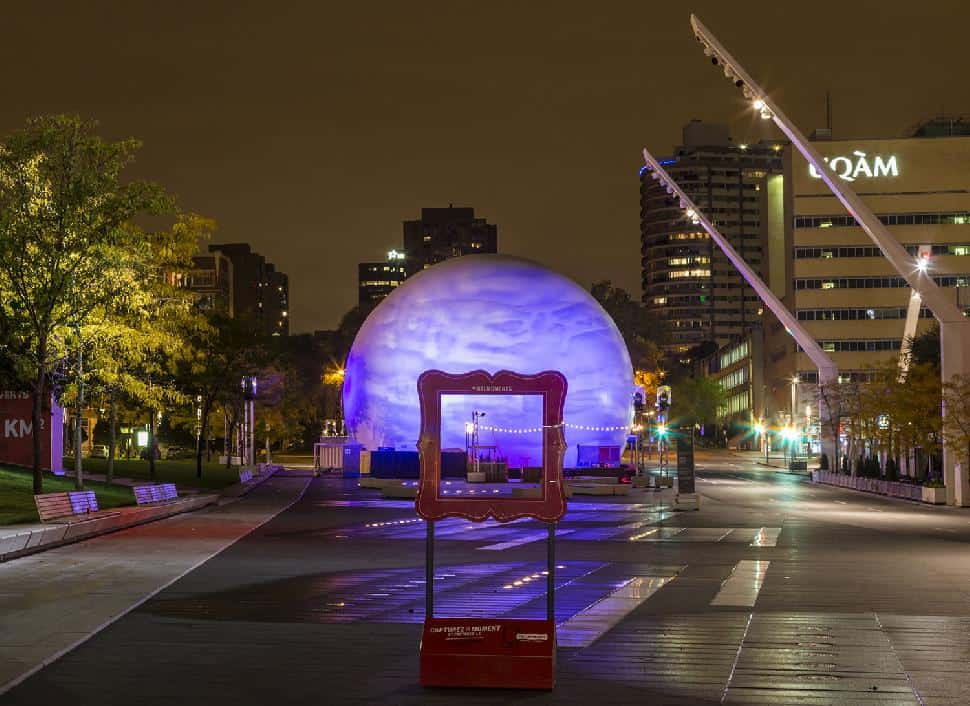 Quartier des spectacles - MTL Moments