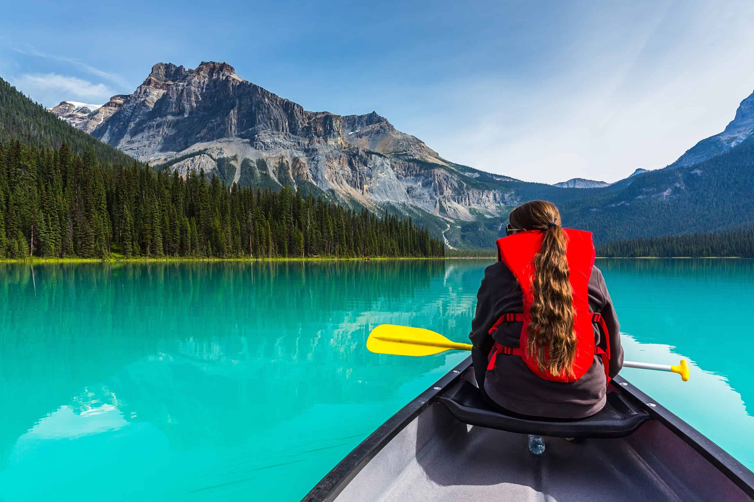Best Canoe Routes Vancouver Island