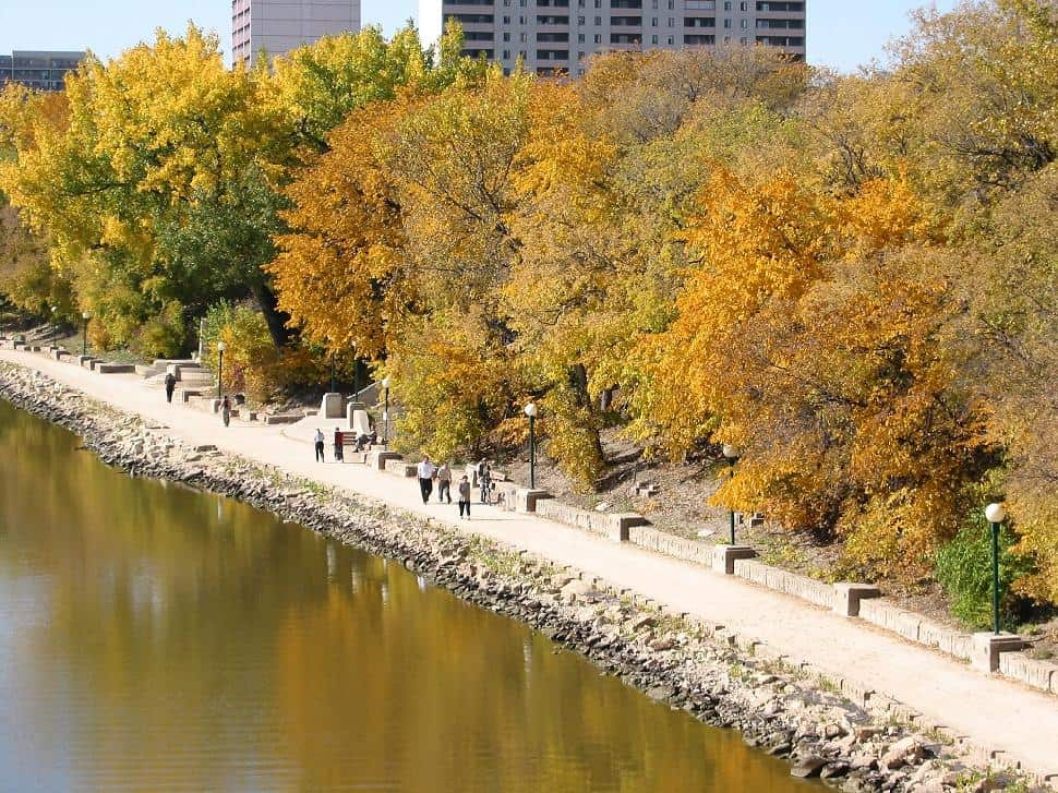 Assiniboine Riverwalk