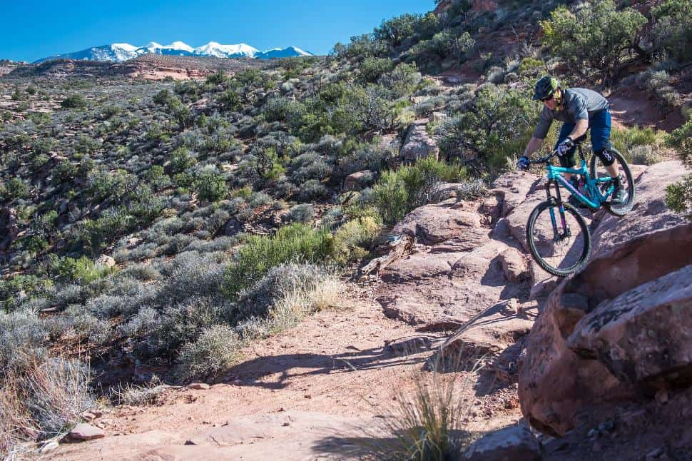 Chasing Epic Mountain Bike Adventures