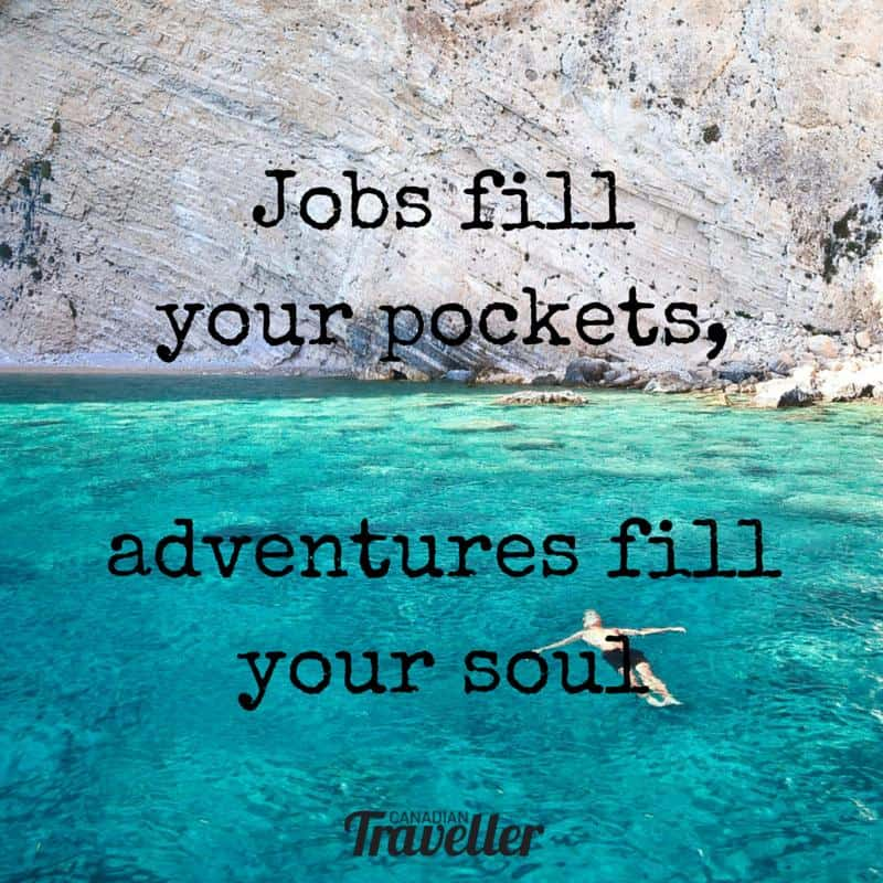The Best Travel Quotes to Fuel your Wanderlust - Canadian ...