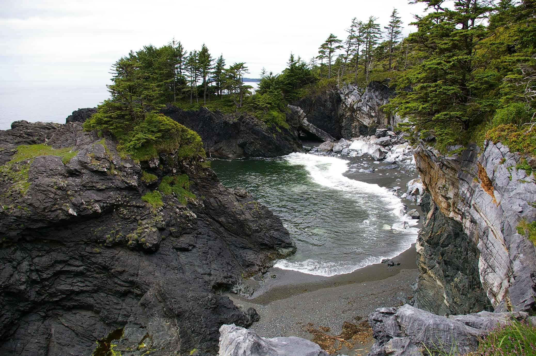 Hiking The Nootka Trail Explore Magazine