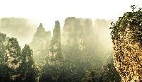 Zhangjiajie National Forest China