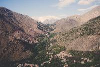 Imlil Atlas Mountains Morocco