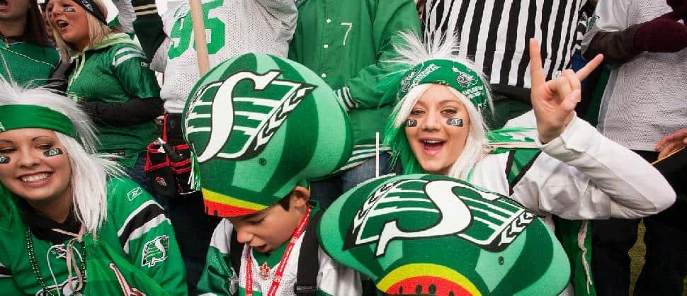 Riders Nation Saskatchewan