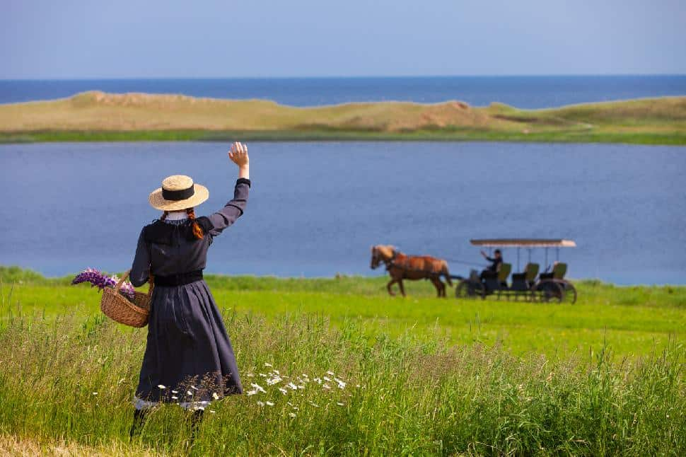 Visit Anne of Green Gables