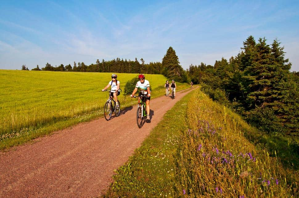 Cycle Tip-to-Tip confederation Trail