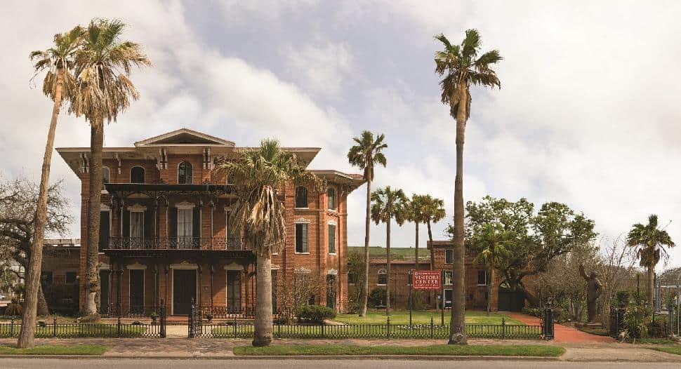 Ashton mansion galveston