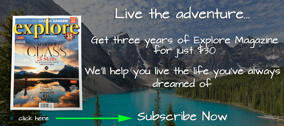 Subscribe to Explore