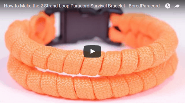 74 DIY Paracord Bracelet Tutorials - Explore Magazine